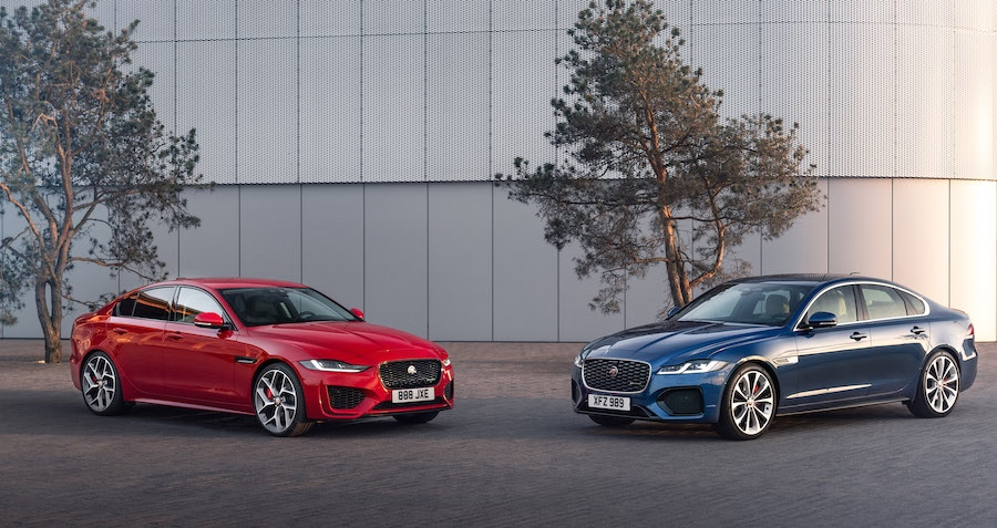 Activity Key su jaguar XE 2021