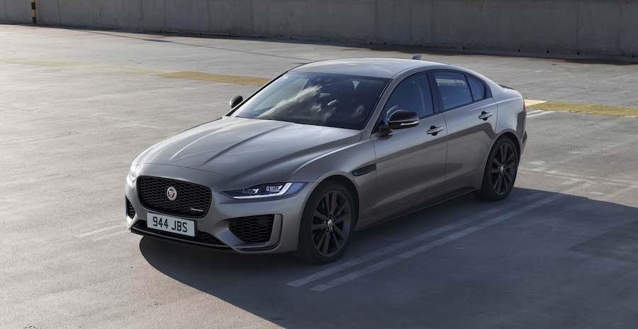 Jaguar XE 2021 300 cv