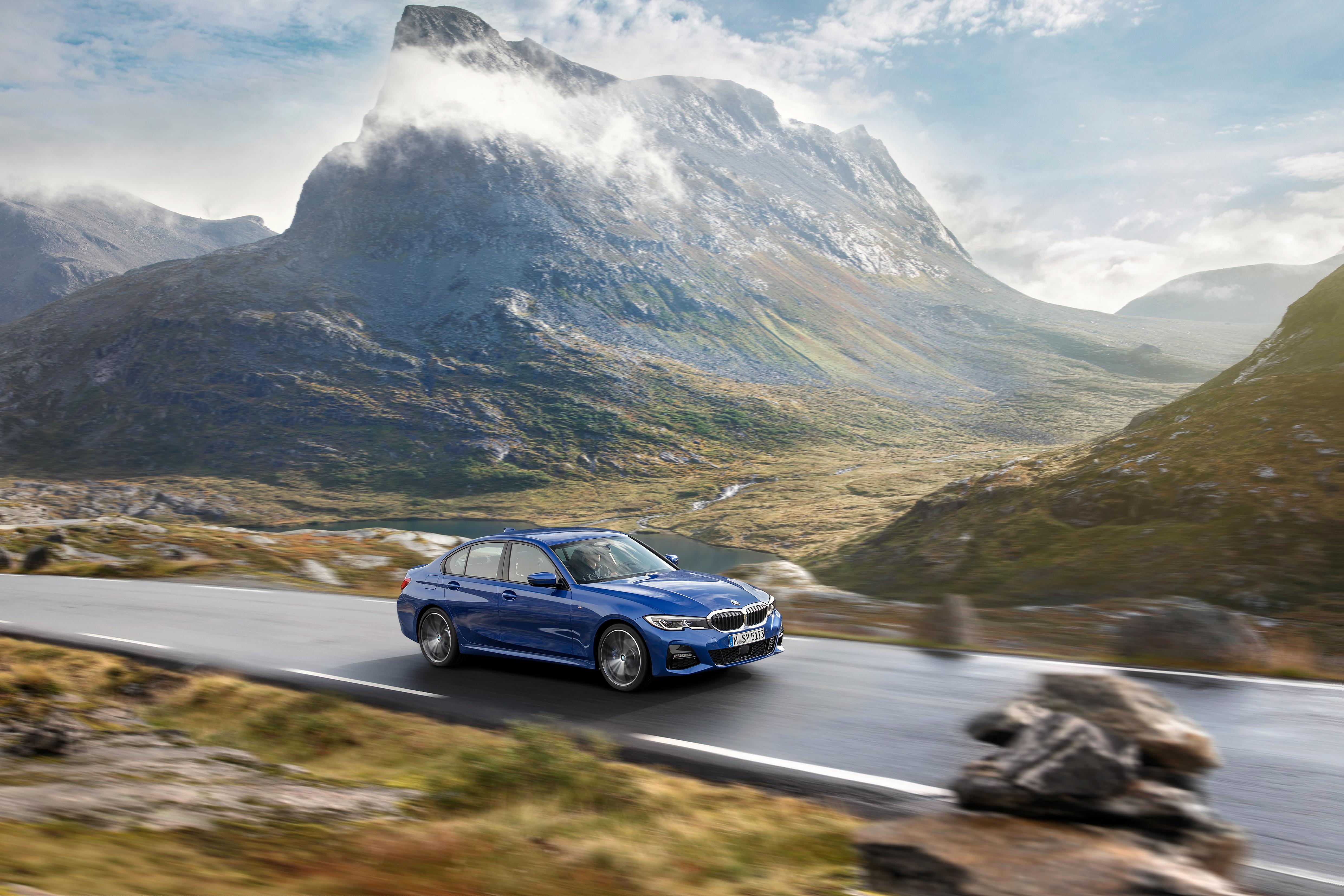 Comfort nuova BMW Serie 3