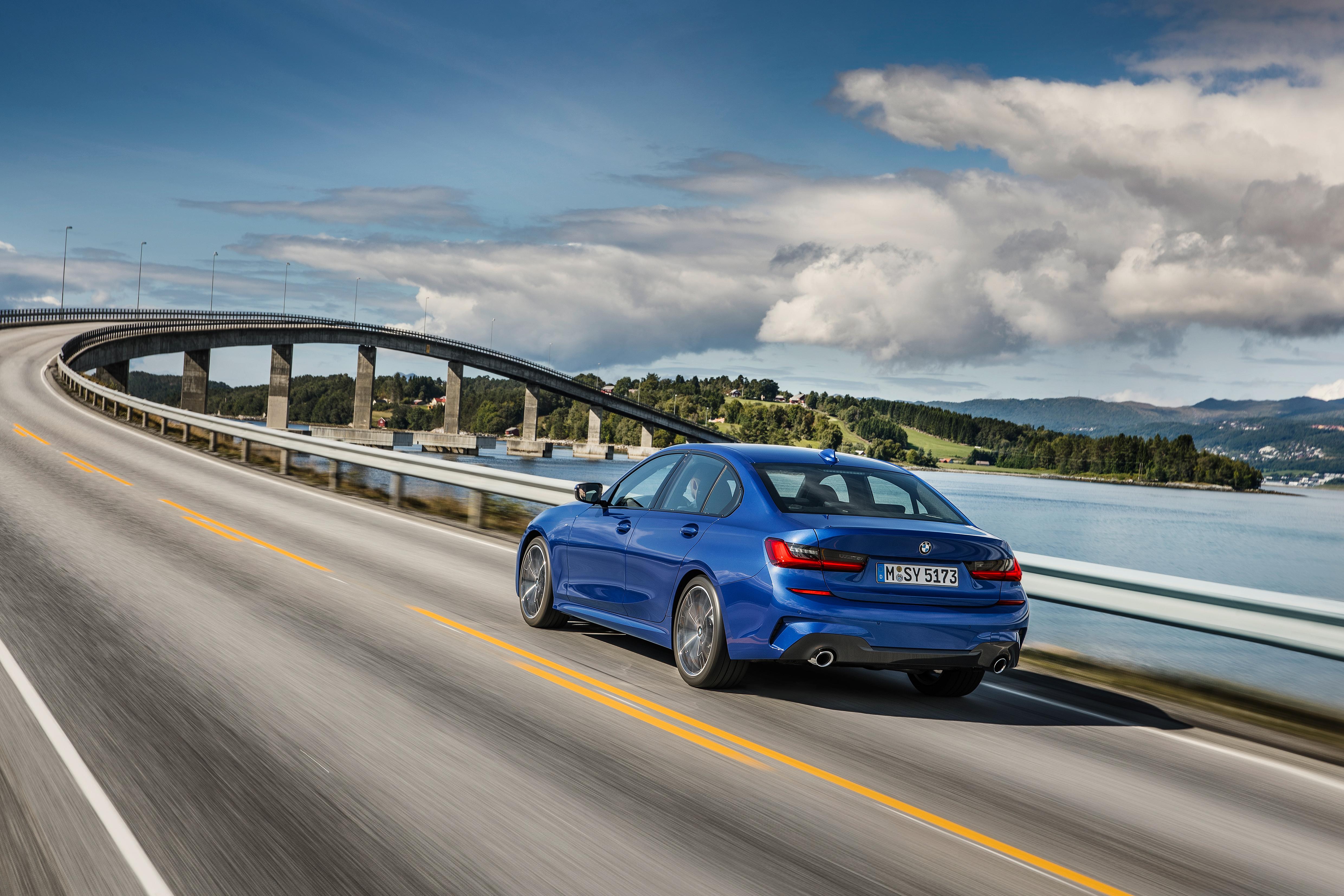 Motori nuova BMW Serie 3