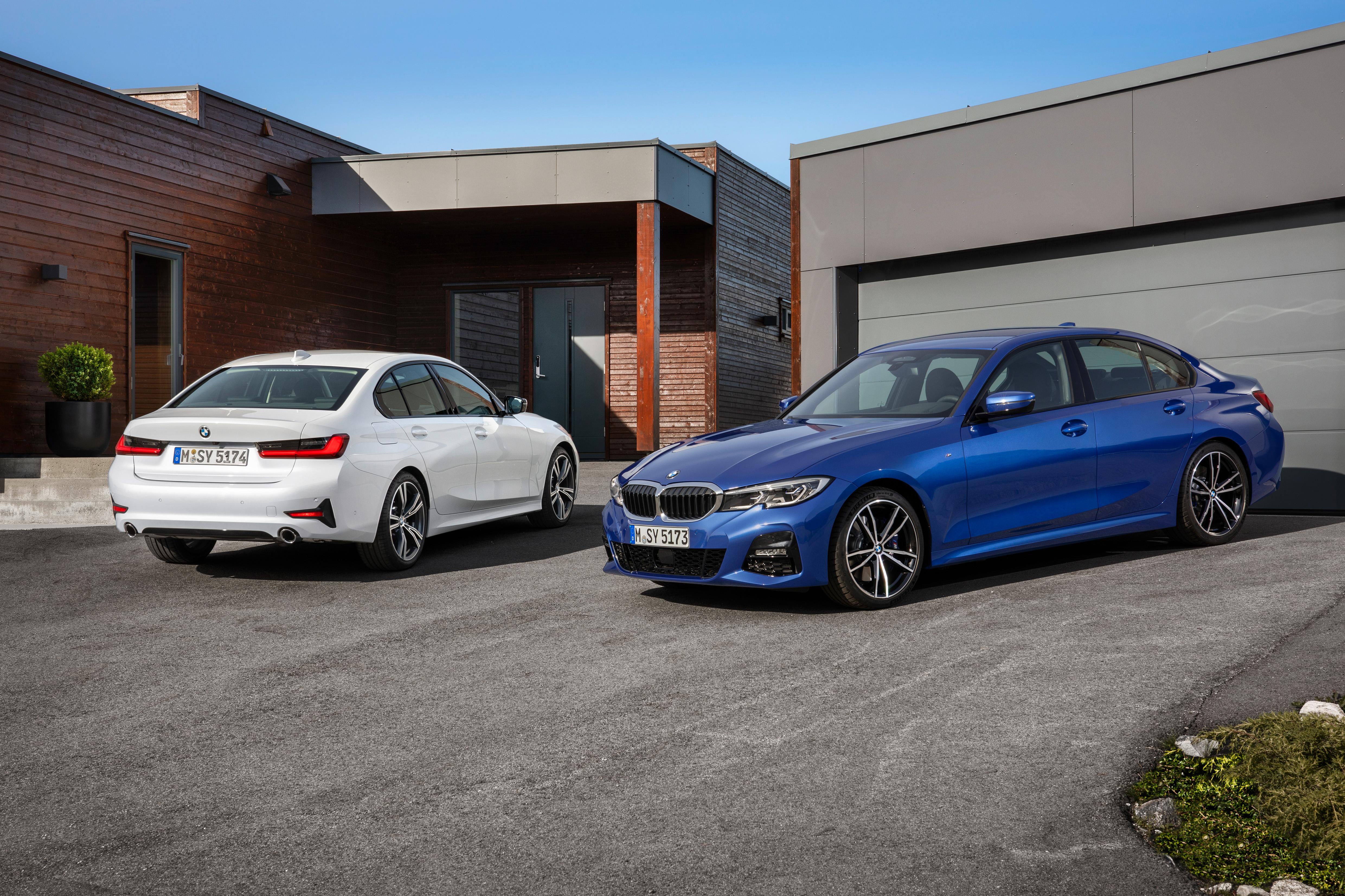 Nuova BMW Serie 3 berlina