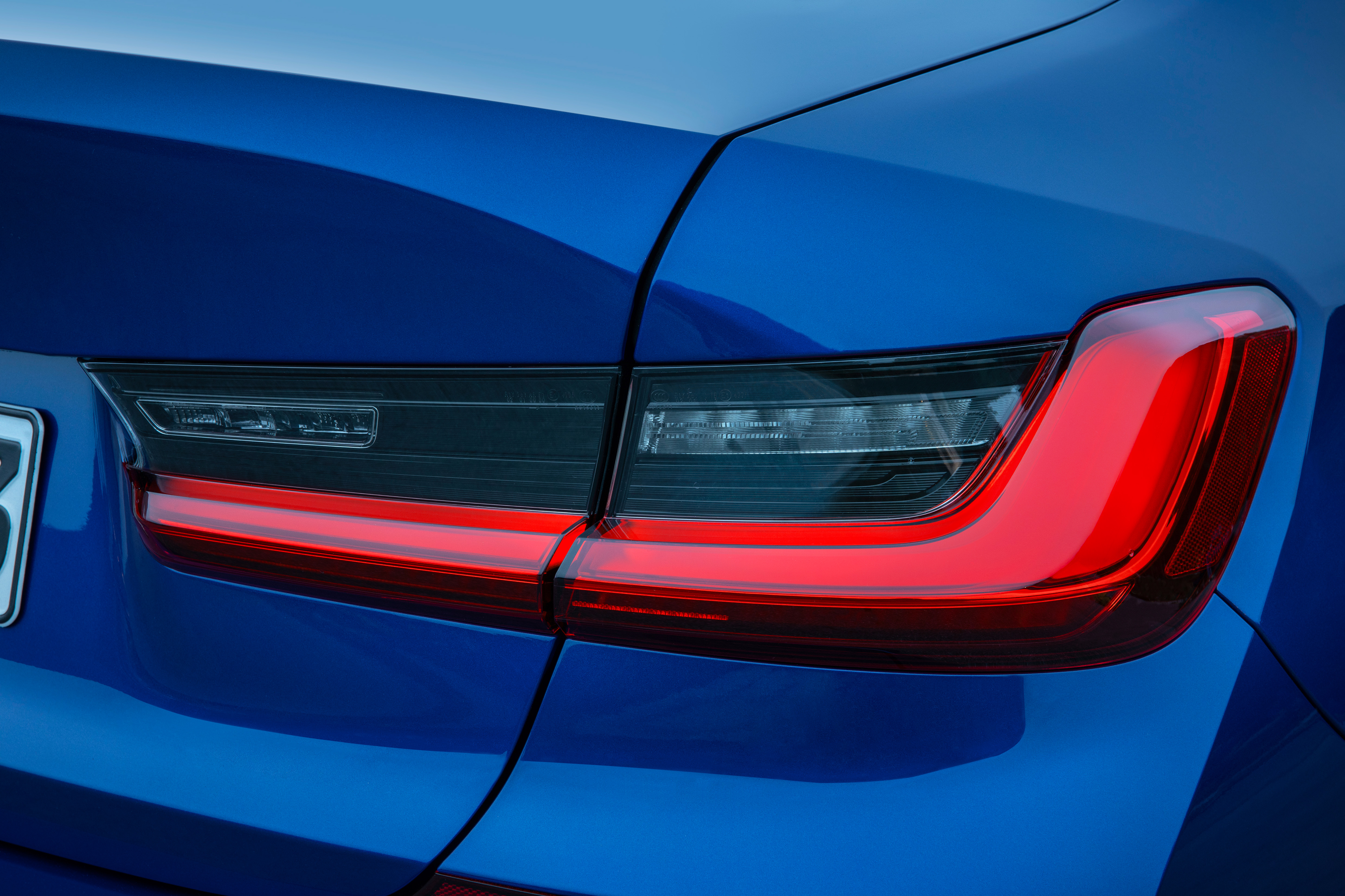 lancio nuova BMW Serie 3 berlina
