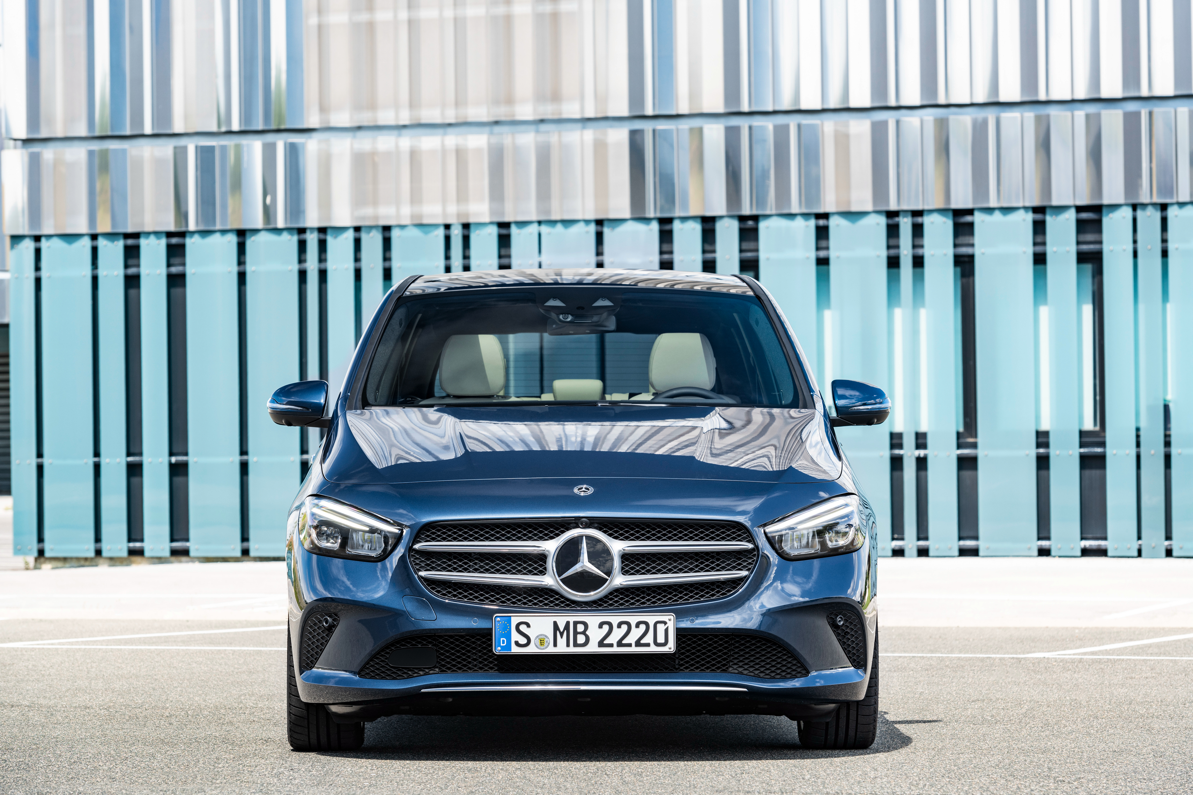 Storia Mercedes Classe B