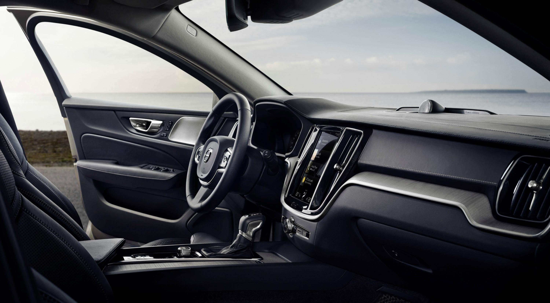 Abitacolo nuova Volvo V60