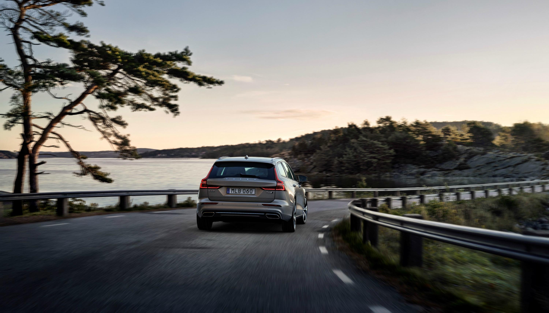 Retro nuova Volvo V60