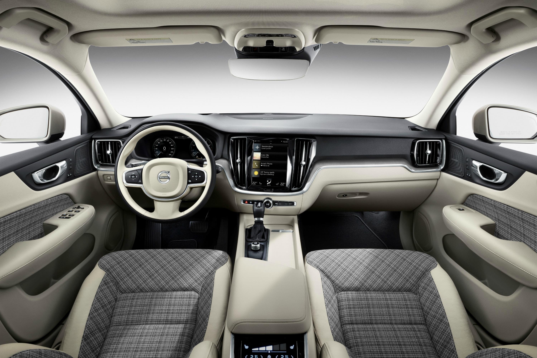 Tecnologia nuova Volvo V60