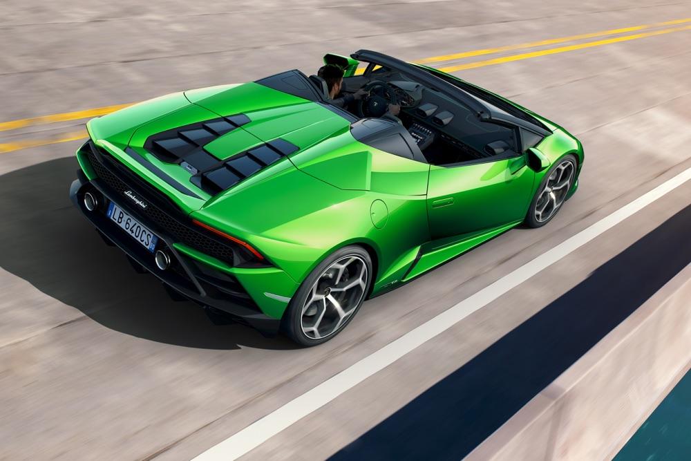 Prezzo di Lamborghini Huracan Evo Spyder