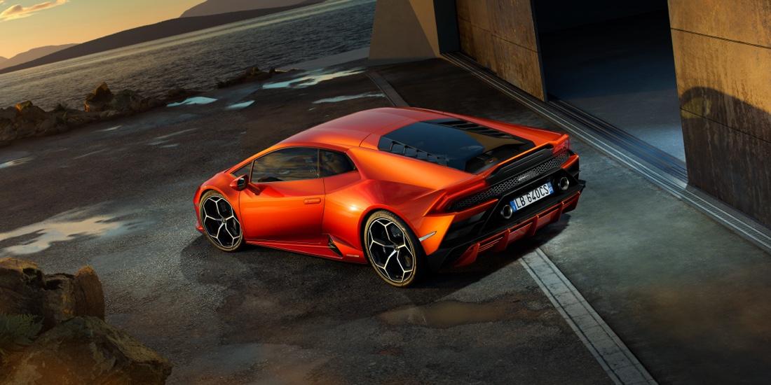 Lamborghini Huracan Evo cerchi Aesir
