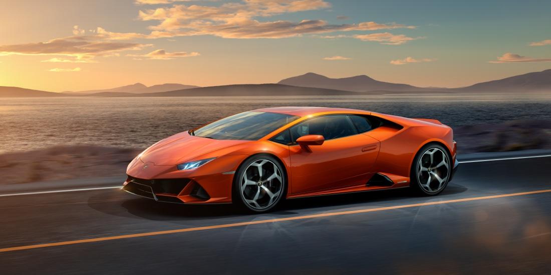 Prestazioni di Lamborghini Huracan Evo
