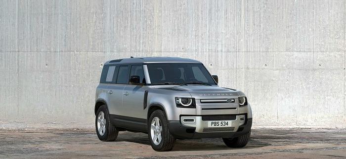 Allestimenti nuova Land Rover Defender