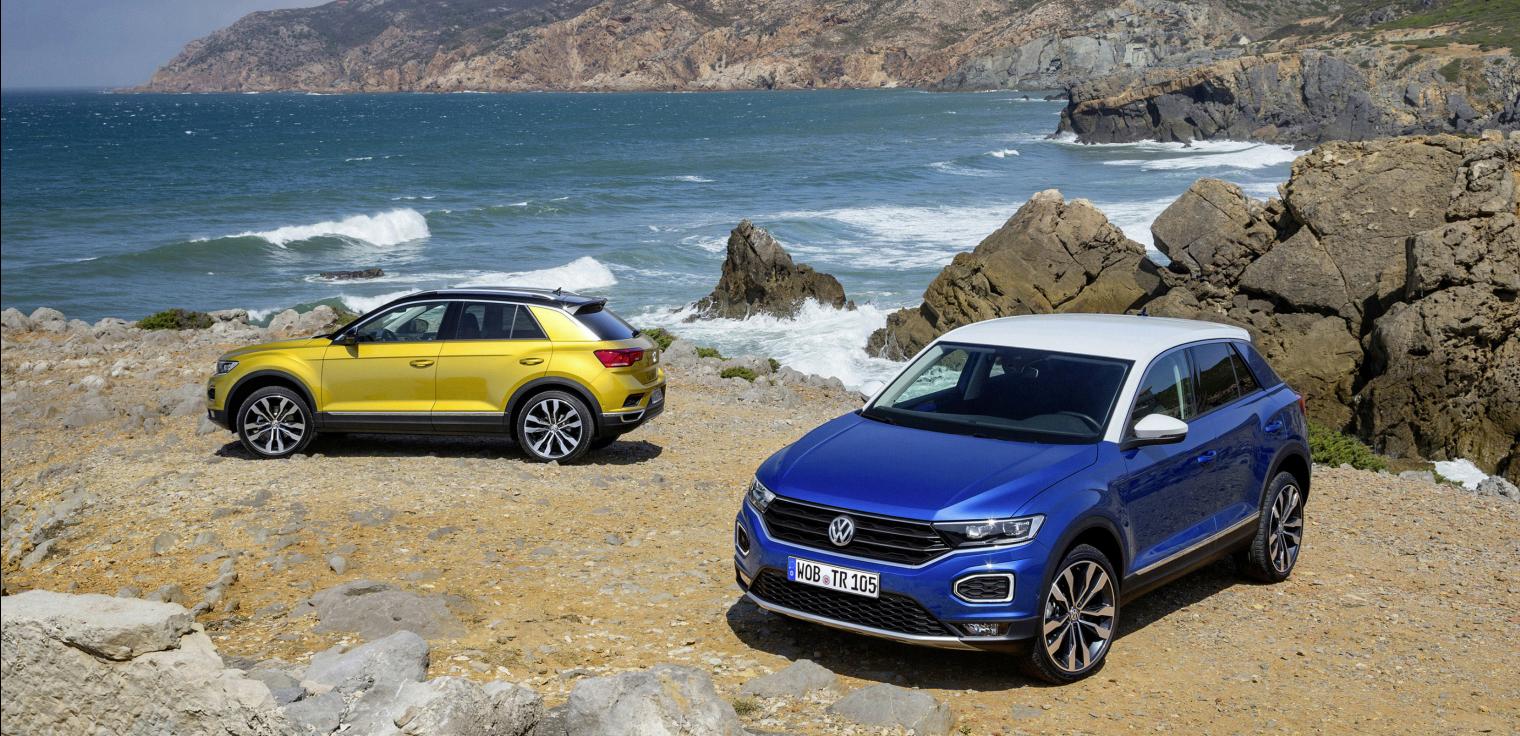 noleggio-nuova-Volkswagen-T-Roc