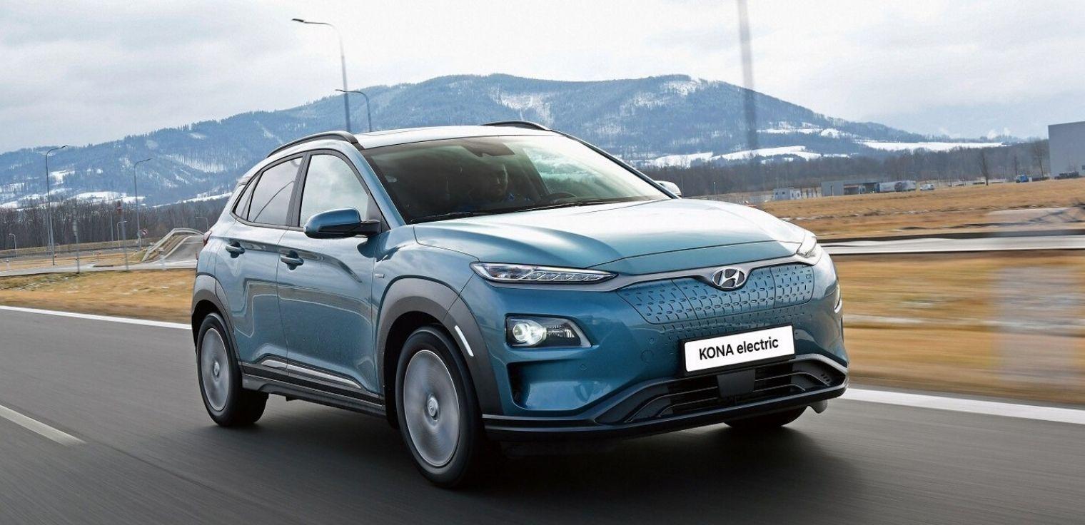 Nuona Hyundai Kona electric