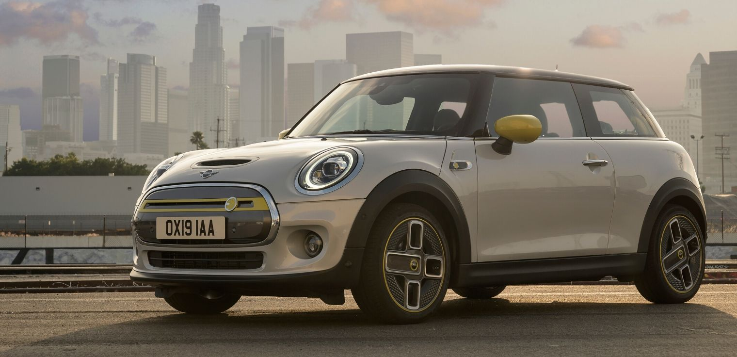 Nuova Mini full electric 2020 leasing why buy flash