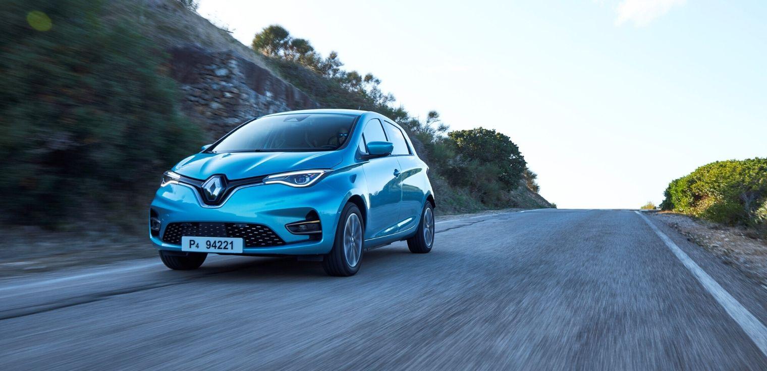 Nuova Renault Zoe