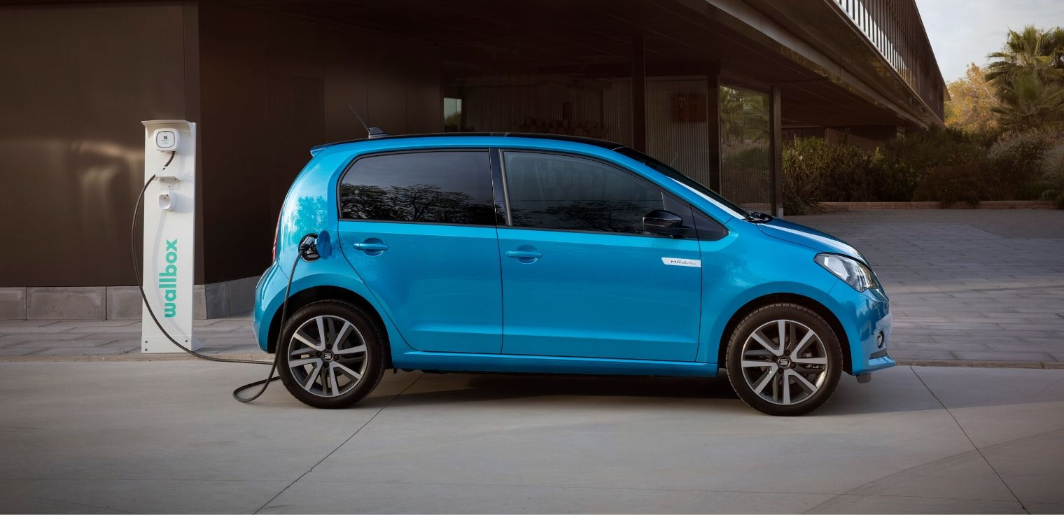 Nuova Seat Mii electric