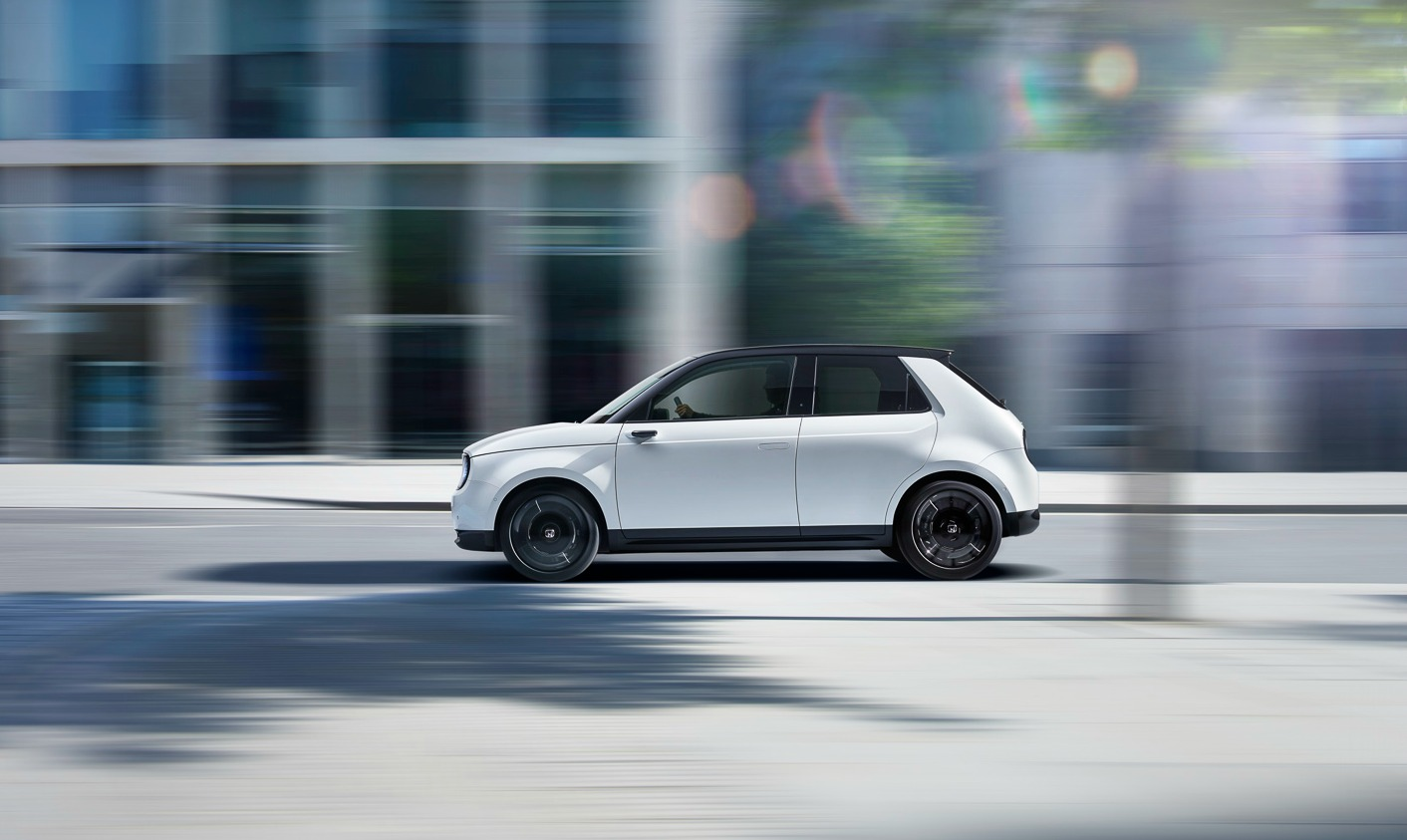 nuova-Honda-e-2020