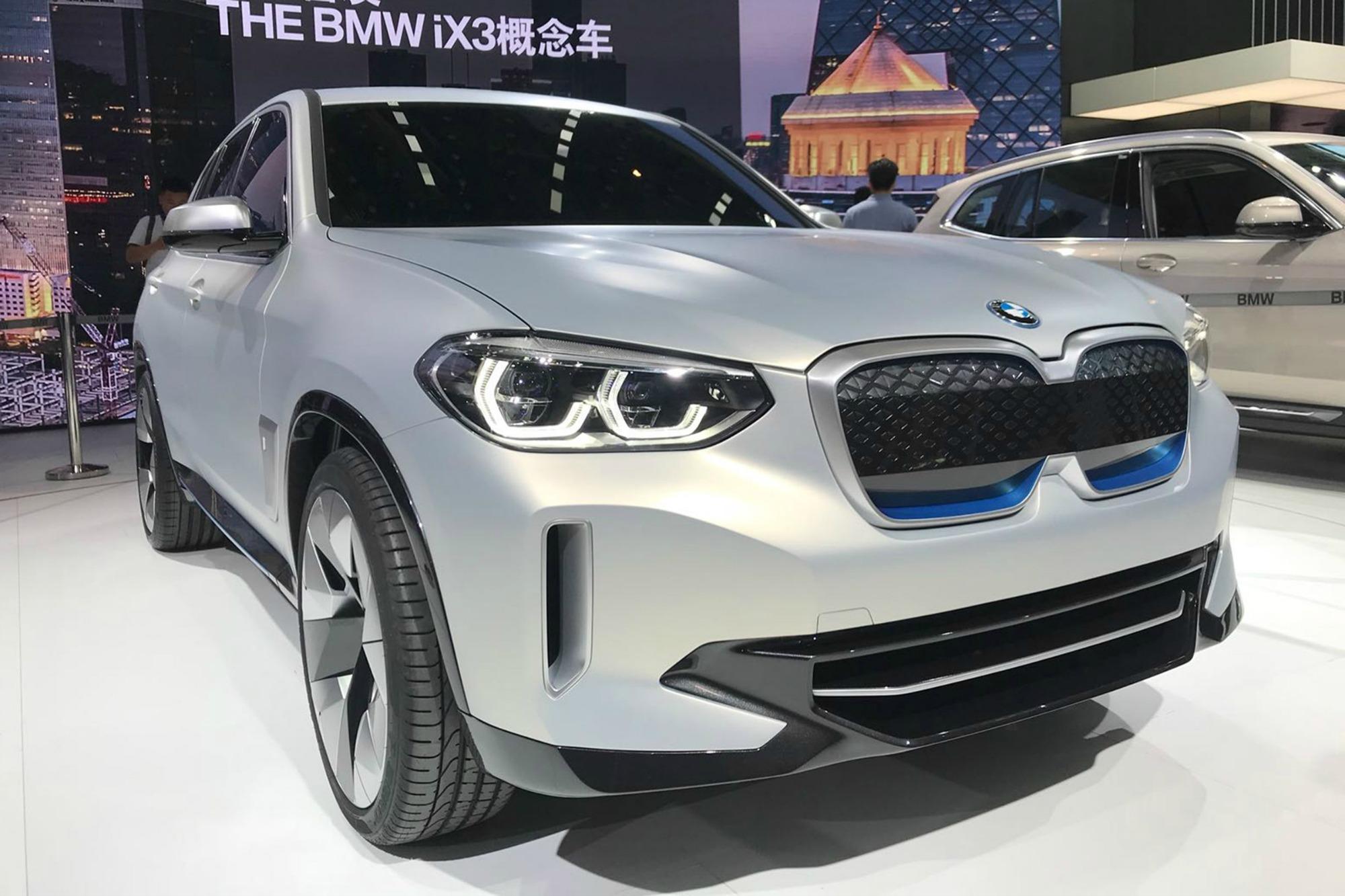 Concept BMW ix3