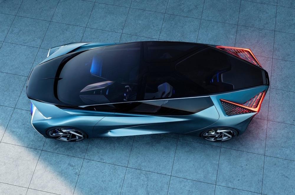 Crossover Lexus LF-30 Electrified