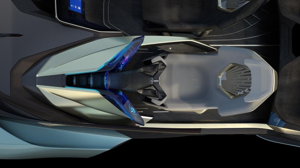 Intelligenza artificiale su Lexus LF-30 Electrified