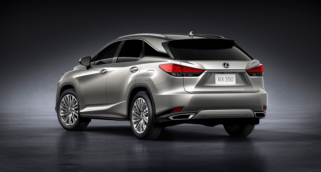 Lexus RX 2020 con Safety System+