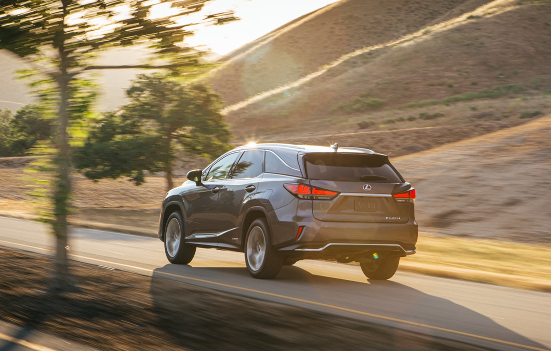 Lexus RX L 2020