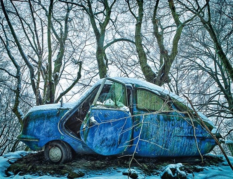 1956-1962 Fuldamobil, S7 Fram King, Fulda, Germany Photo © 2019 Dieter Klein