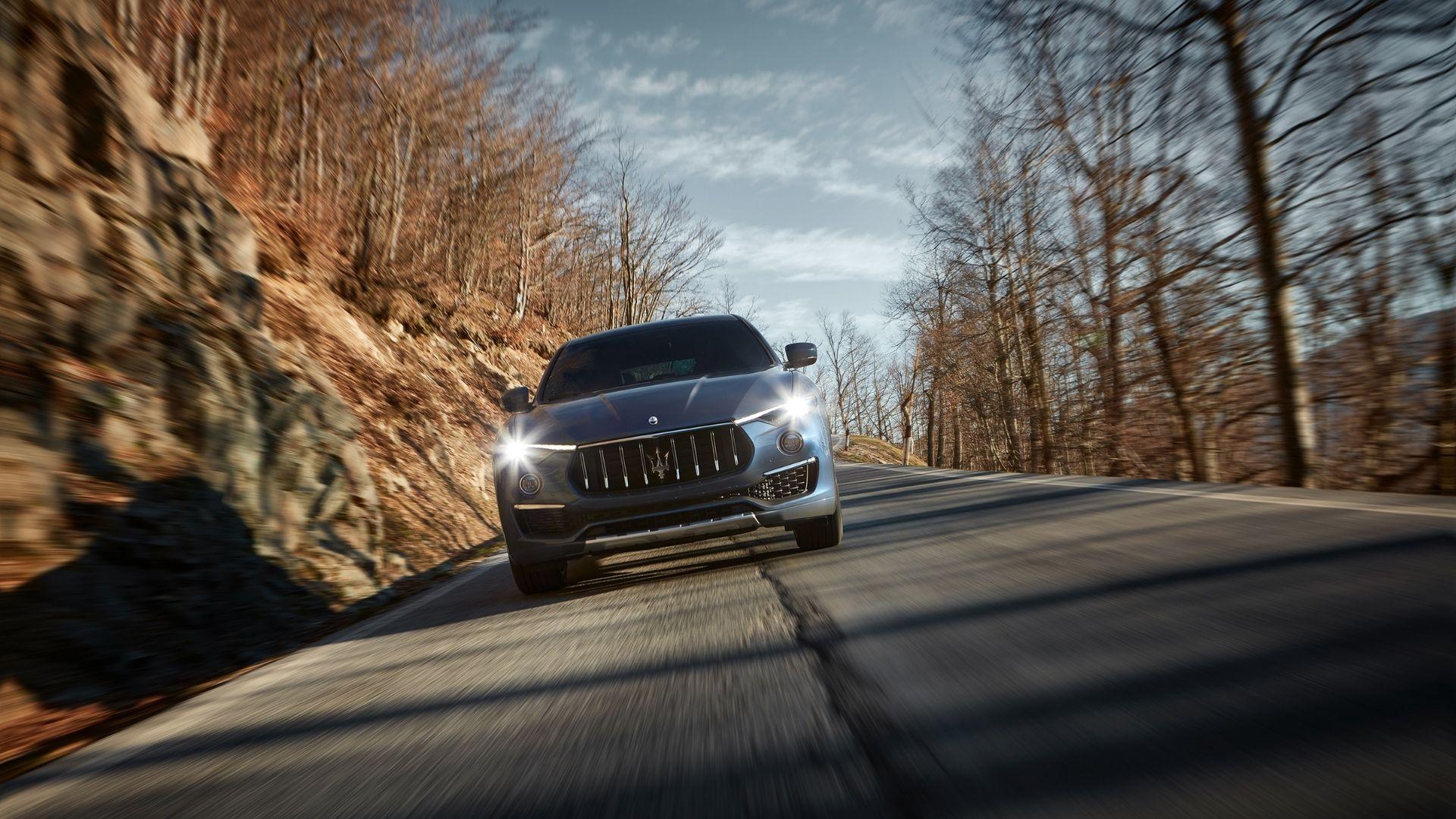 Maserati-Levante-frontale-