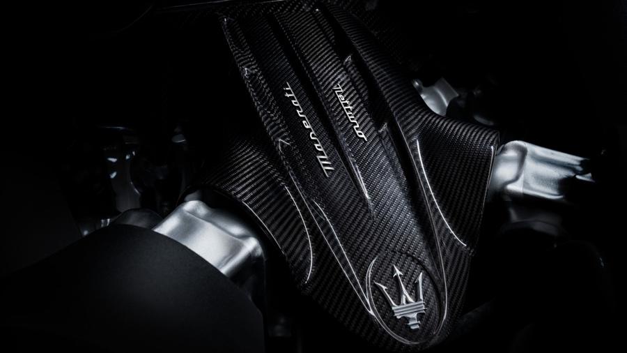 Motore V6 Maserati MC20