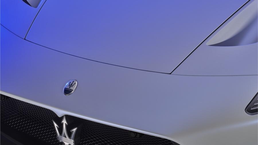 Uscita di Maserati MC20