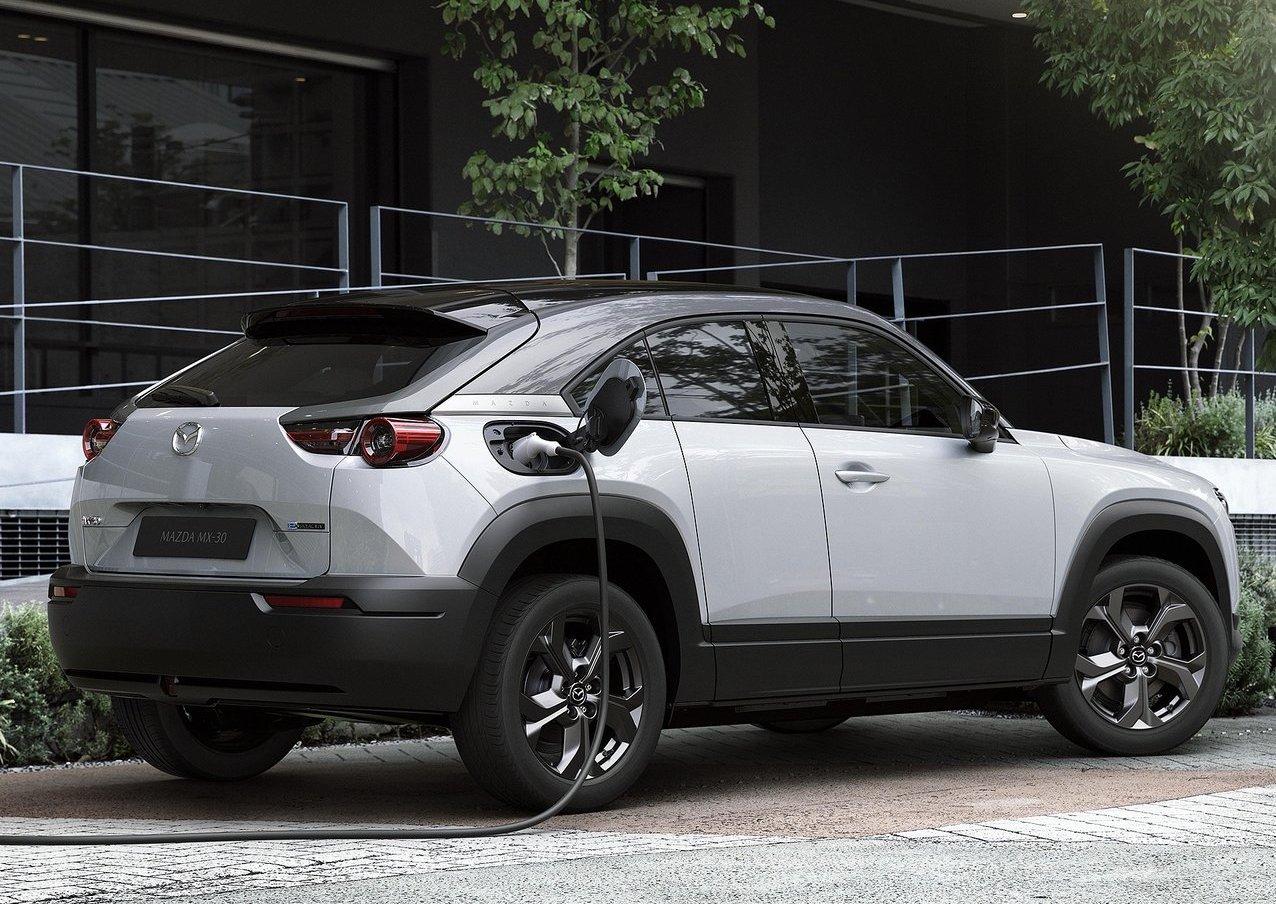Autonomia di Mazda MX-30