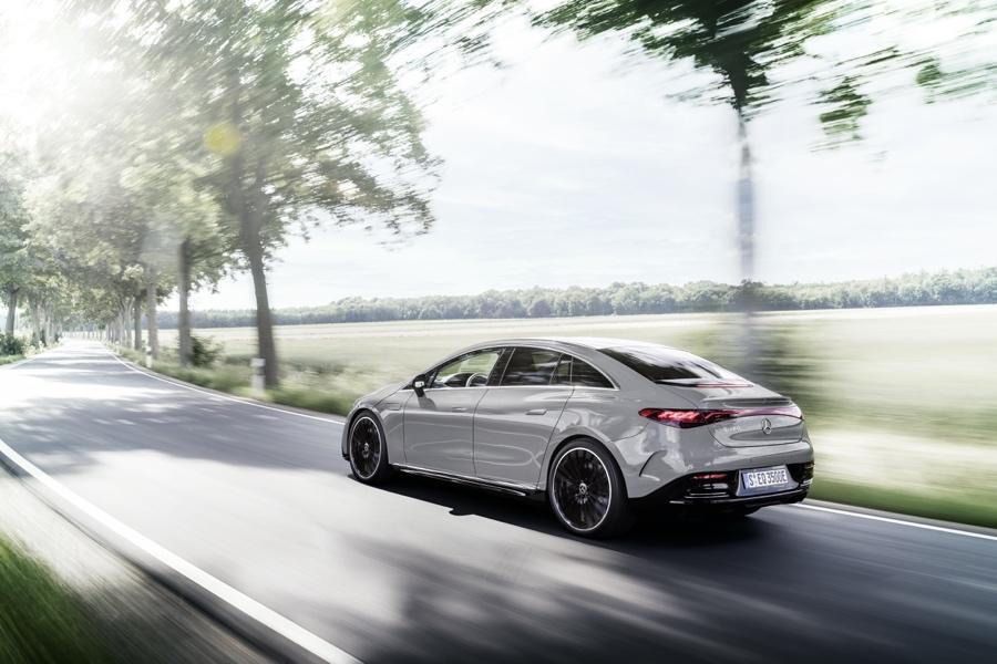 Mercedes EQE versioni