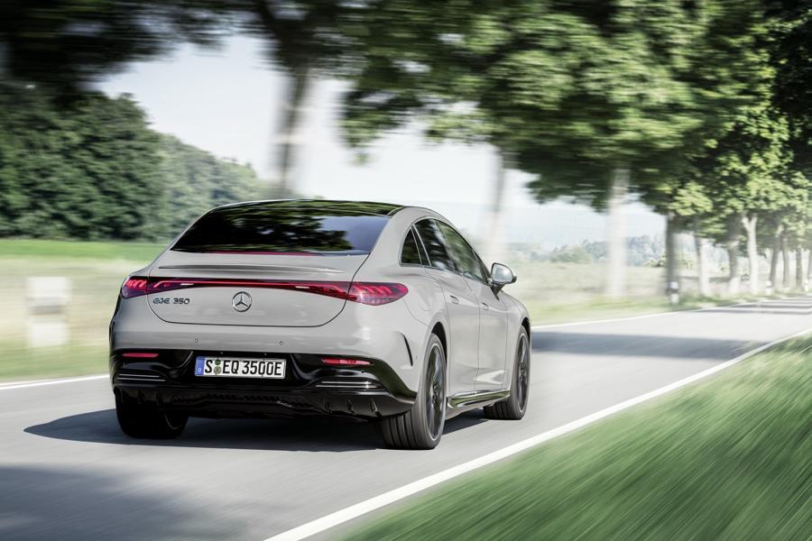 motori di Mercedes EQE