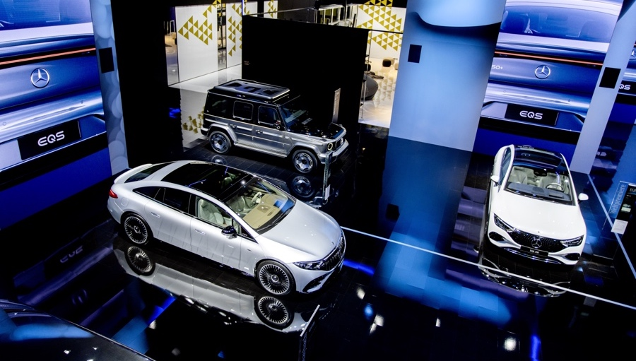 novità Mercedes al Salone di Monaco 2021