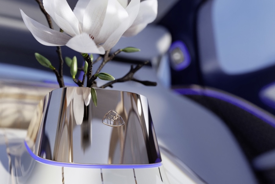 vaso Mercedes-Maybach EQS Suv