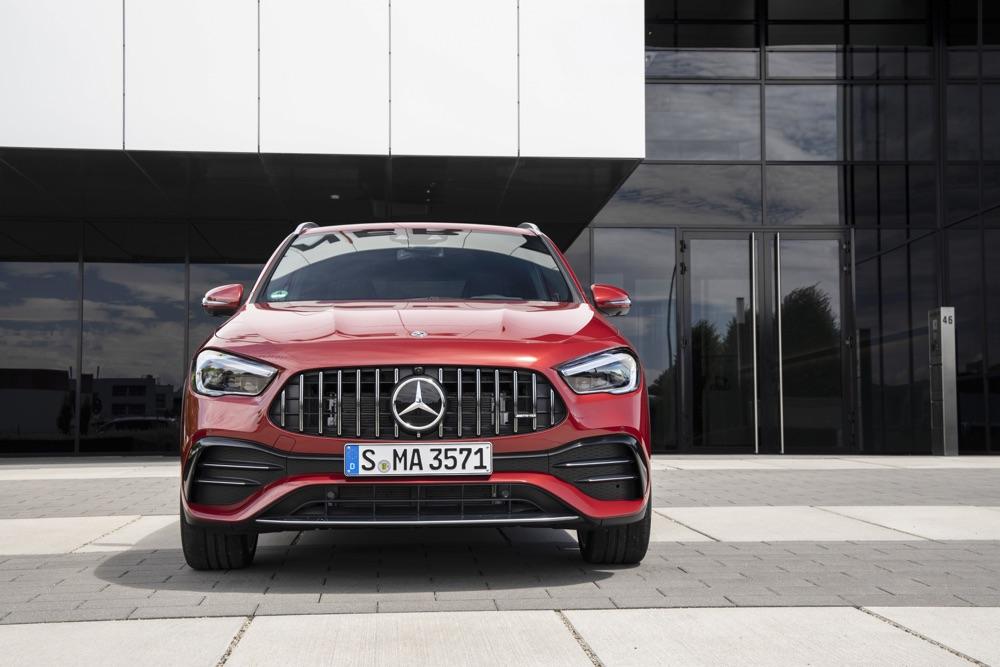 Prezzo di Mercedes-AMG GLA35