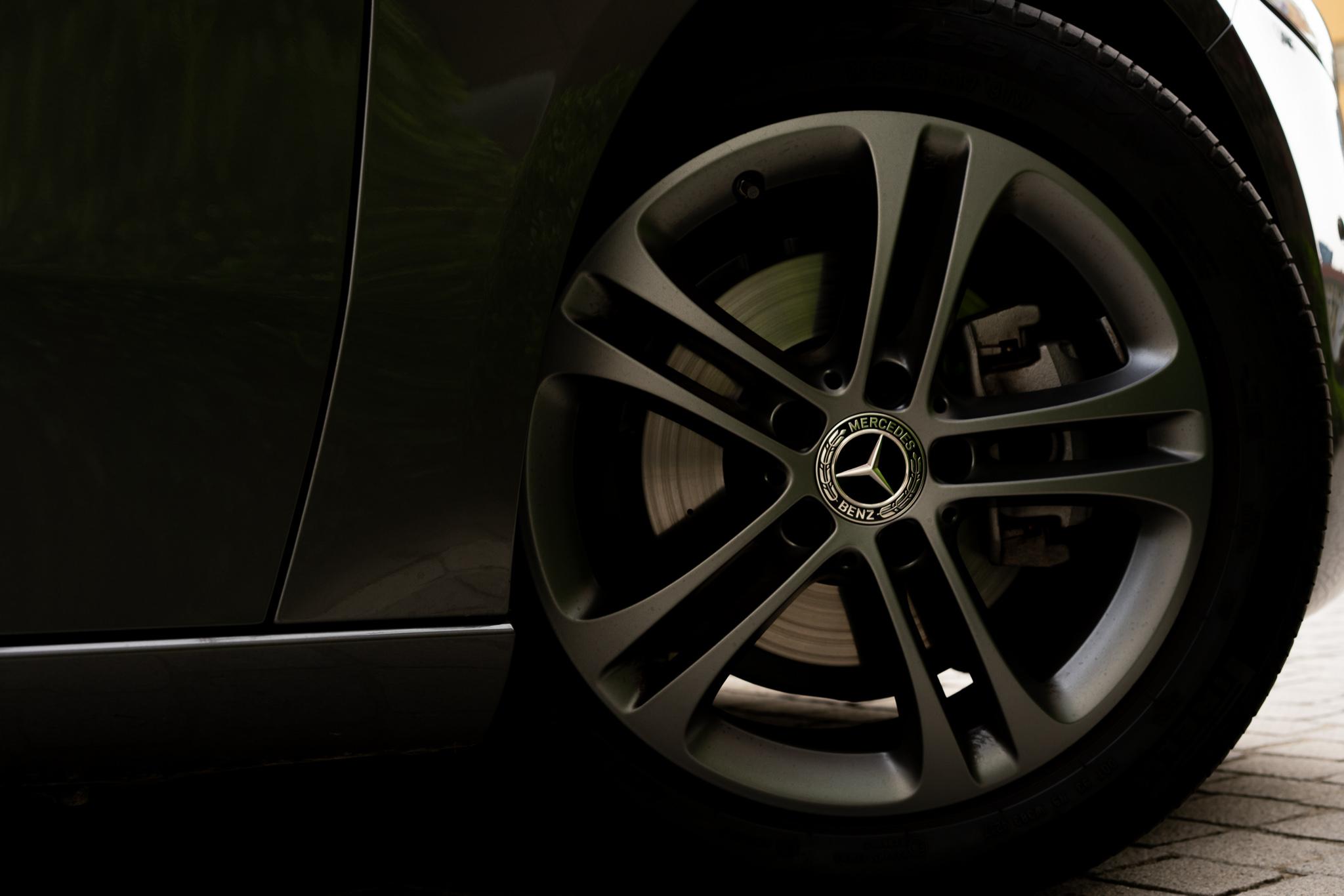 Mercedes Classe A cerchio