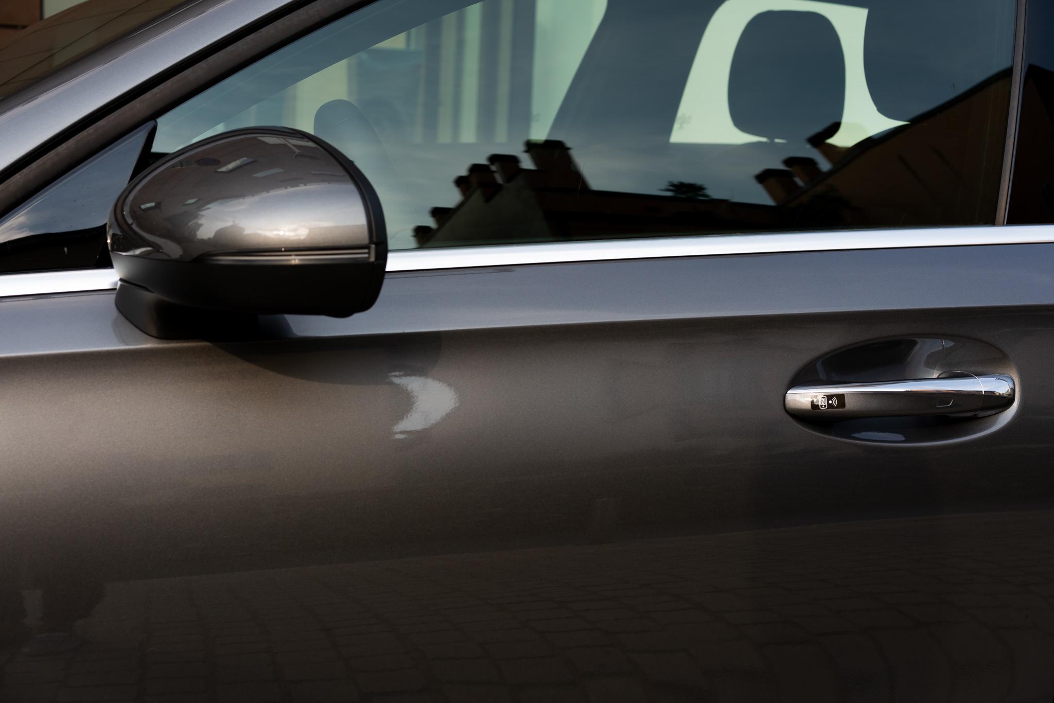 Mercedes Classe A specchietto