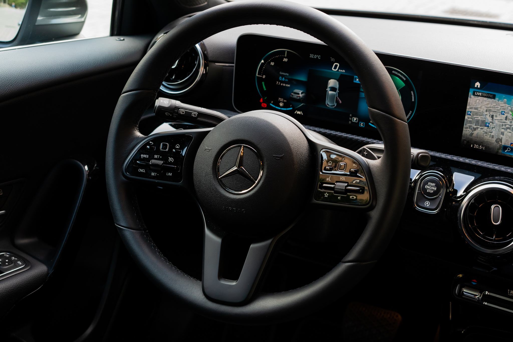 Mercedes Classe A volante