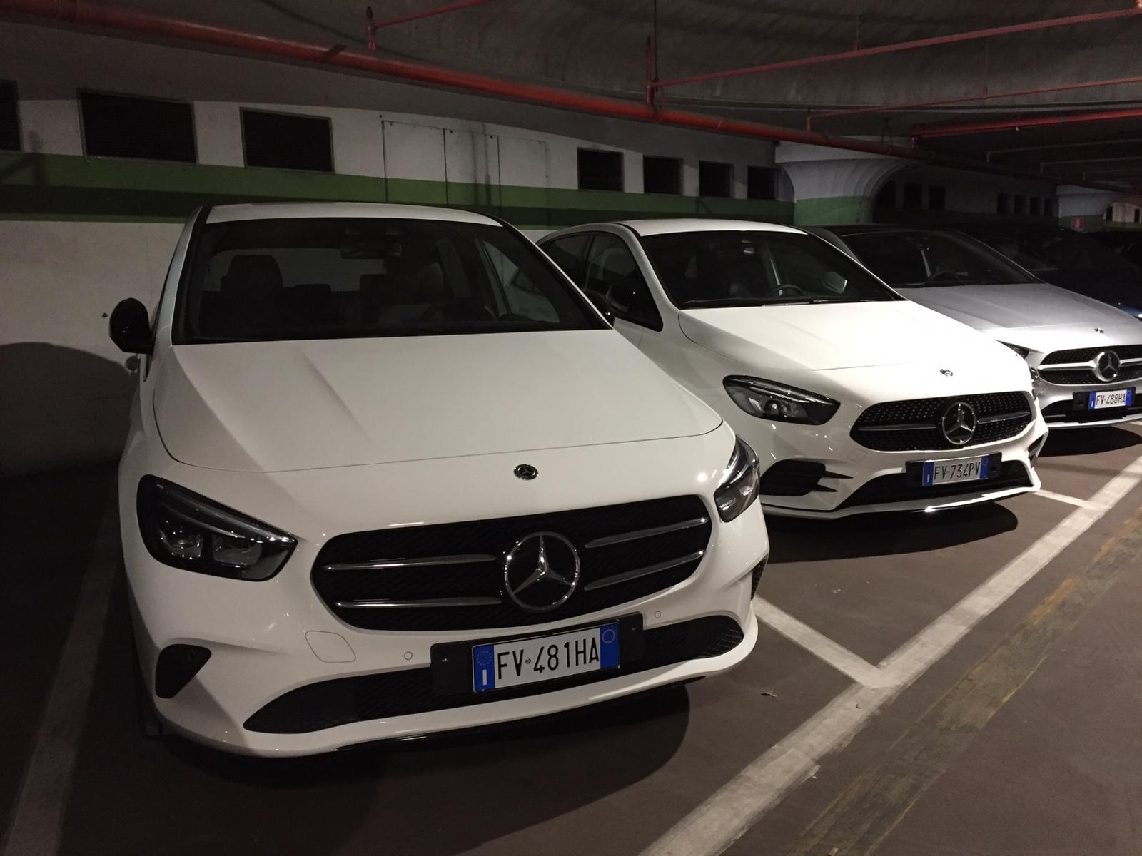 Ford Smart Mobility >> Nuova Mercedes Classe B 2019 [PHOTOGALLERY] | Fleet Magazine