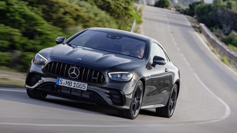Mercedes AMG E53 coupe 2020