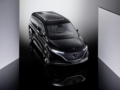 Mercedes-EQT-anteriore