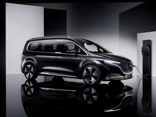 Mercedes-EQT-carica