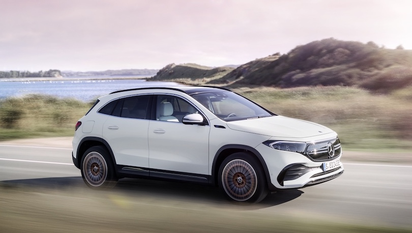 Mercedes EQA Edition 1
