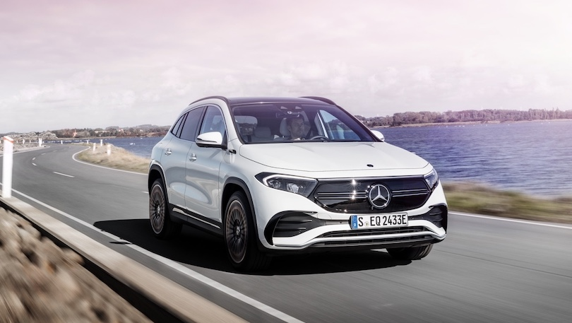 Mercedes EQA