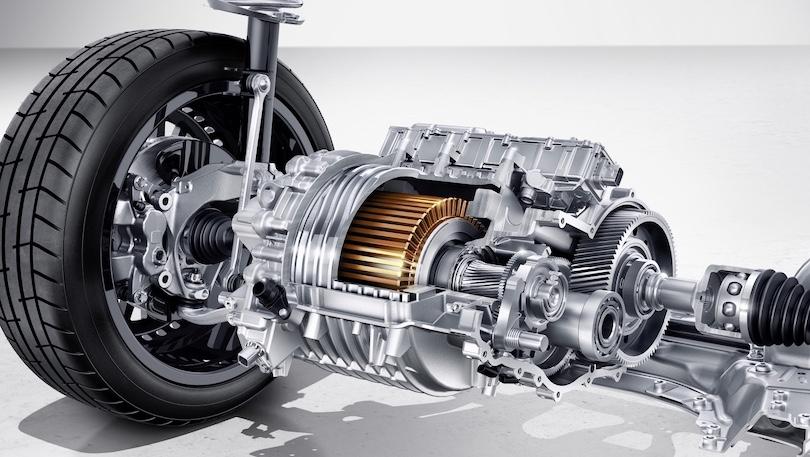 motore elettrico Mercedes EQA