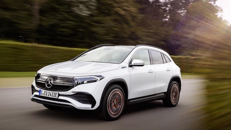 prezzo di Mercedes EQA