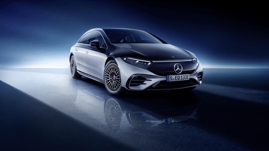 Caratteristiche di Mercedes EQS