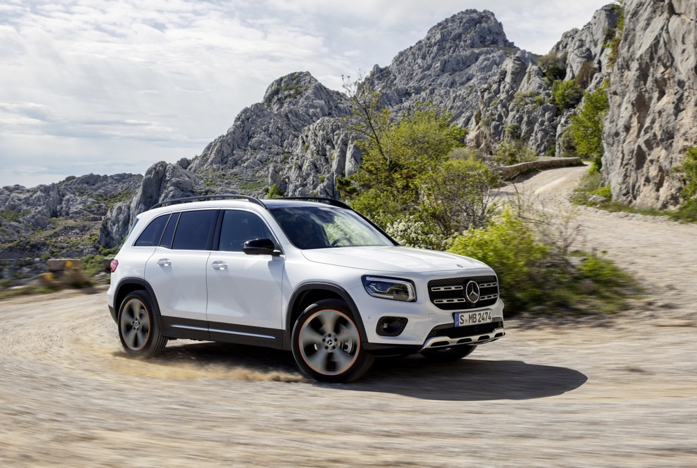 Mercedes GLB Off Road Package