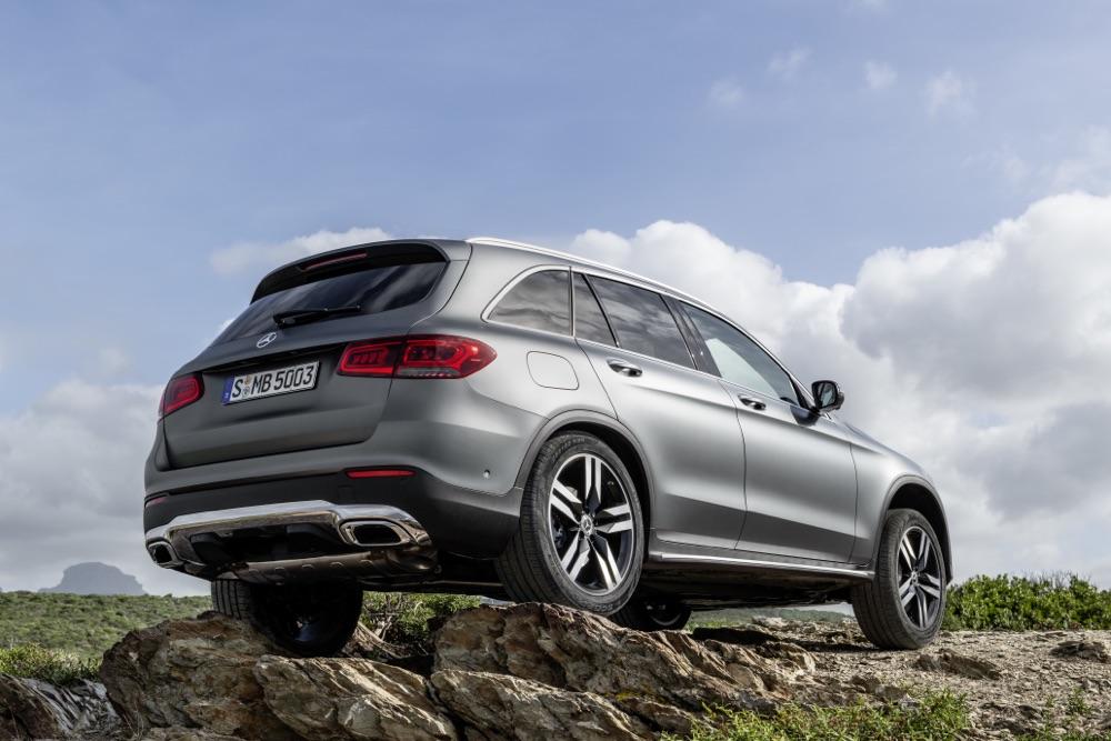ADAS di Mercedes GLC 2019