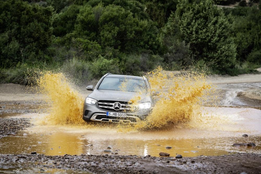 Diesel su Mercedes GLC 2019